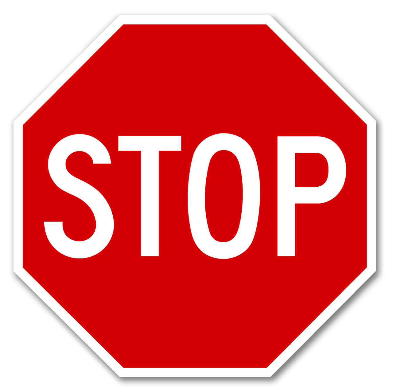 Stop Sign Car Vetto Flash Kontak V8206 R7 15m Universal Sni R1 1 Dornbos Safety Inc