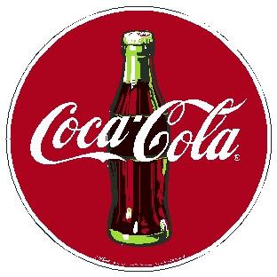 Metal Coca Cola Sign Vintage Coca Cola Sign For Sale