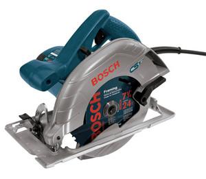 "Bosch CS5  7-1/4"" 15.0Ah Blade-Left Circular Saw"