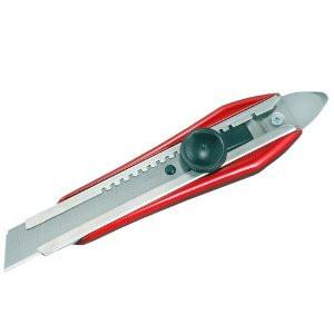 """Tajima TAJ-AC-521R  Aluminist 3/4"""" Knife w/Pry Tab/Dial Lock/"""