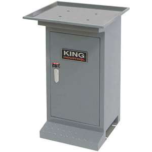 King Industrial SS-20VS  KC-20VS Milling and Drilling Machine STAND ONLY