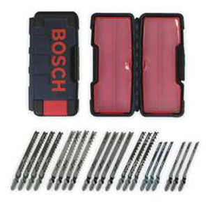 21pc Jig Saw Blade Pack/Case