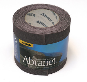 "240G, 2-3/4"" X 30ft, Abranet Mesh Grip Roll"