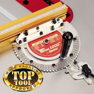 """Incra MITER1000SE  Miter with 18""""-31"""" Tele Flip Fence and Flip Shop Stop"""