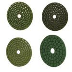 8 Piece Polishing Pad Kit
