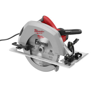"10 1/4"" 15Amp Circ Saw with Metal Case"