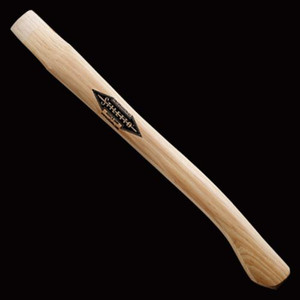 """18"""" Curved Hickory Replacement Handle"""