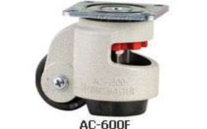 CarryMaster ZAM-AC-600F  Machine Caster - Plate With 4 Holes 2