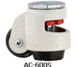 CarryMaster ZAM-AC-600S  Machine Caster - Stem Style M12 x 1.25