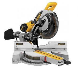 "12"" Sliding Compound Miter Saw (New Version of DW718)"
