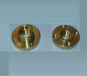 Husqvarna HUSQ-542420404  5/8-11 Flush Cut Flange 4 Screws