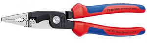 Knipex 4 In 1 Electrician Installation Pliers/ Wire Stripper Comfort