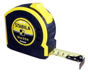 Stabila STAB-30433  BM40 STABILA 10M/33' TAPE, DOUBLE SIDE