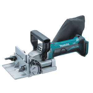18v LXT Plate Joiner, Tool Only Biscuit