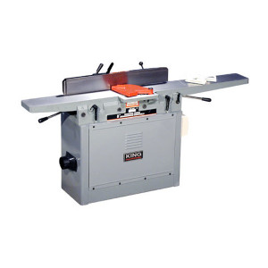 "King Industrial KC-80FX 8"" Industrial Jointer"