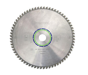 Solid Surface/Laminate 64-Tooth Saw Blade