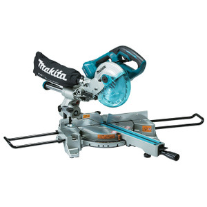"""Makita DLS714Z  NEW 7-1/2"""" Cordless Dual Sliding Compound Mitre Saw with Brushless Motor 36V"""