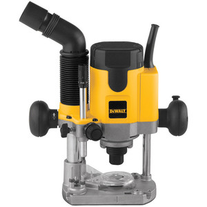 Dewalt DW621  2 HP (maximum motor HP) EVS Plunge Router
