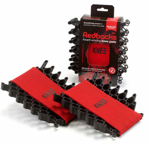 Redbacks Advanced Slide-in Knee Pads - Suitable for Workwear Pants