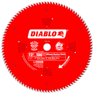 "12"" x 100 Teeth Ultimate Finish Blade"