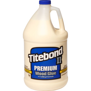 1 gal Titebond II Premium Wood Glue