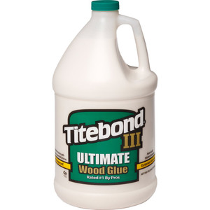 1 gal Titebond III Ultimate Wood Glue