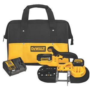 Dewalt DCS371P1  20V MAX Li-Ion Band Saw Kit