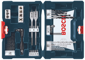 Bosch MS4065  Drilling and Driving Mixed Set