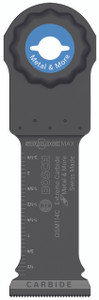 1-1/4 In. StarlockMax Carbide Plunge Cut Blade