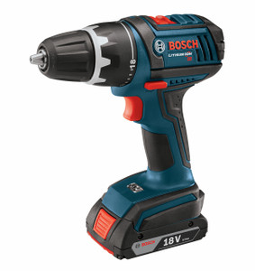 Bosch DDS181A-02  18V Compact Tough 1/2 In. Drill/Driver Kit