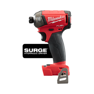 "Milwaukee 2760-20  M18 Fuel Surge 1/4"" Hex Hydraulic Driver (Tool Only)"