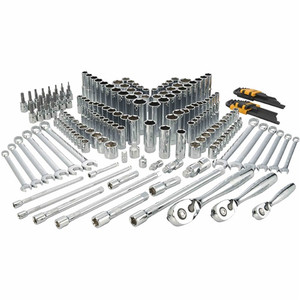 204 Piece Mechanics Tool Set