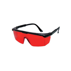 Red Laser Enhancement Safety Glasses