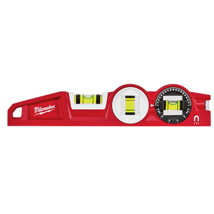 "10"" Die cast Torpedo Level with 360 Degree Locking Vial"