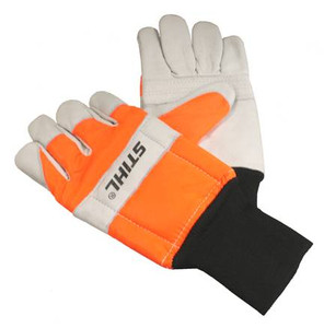 FORESTRY CUT-RETARDANT SAFETY GLOVES - L