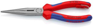Knipex KNIP-2612200TBKA  TETHERED LONG NOSE PLIER