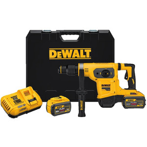 Dewalt DCH481X2  Flexvolt 1-9/16 In. (40 Mm) SDS Max 60 V Combination Hammer Kit