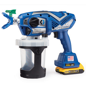 Ultra Airless Cordless Handheld Paint Sprayer