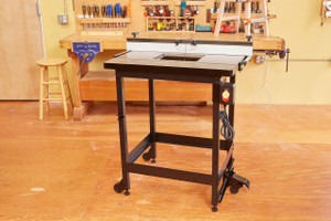 ASSEMBLY: Standalone Router Table (RT-F32, RT-STF, RT-C32)