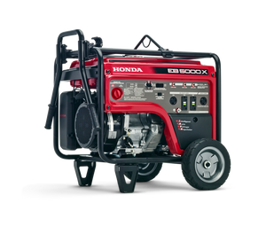 Honda Power Equipment HON-EB5000X3C  5000W GFCI Commercial Generator
