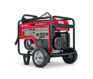 Honda Power Equipment HON-EB6500XKC  6500W GFCI Commercial Generator