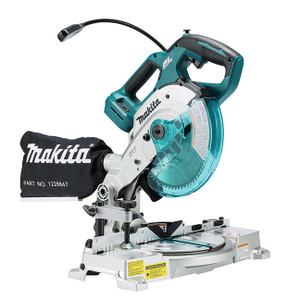 "Makita DLS600Z  18V LXT 6-1/2"" Compound Mitre Saw - Tool Only"