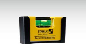 Stabila STAB-11901  POCKET PRO MAGNETIC LEVEL/HOLS