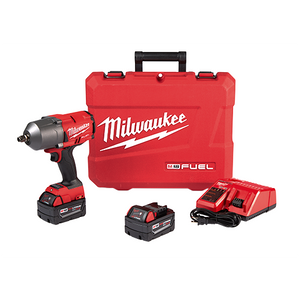"M18 FUEL High Torque ½"" Impact Wrench with Friction Ring Kit"