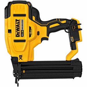 20V Max XR 18 Ga Brushless Brad Nailer - Bare Tool