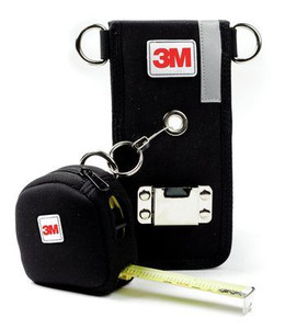 DBI-SALA Tape Measure Holster with Retractor and Sleeve Combo