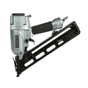 "2-1/2"" 15-Gauge Angled Finish Nailer with Air Duster"