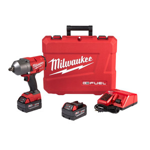 M18 FUEL ONE-KEY 1/2 in. High Torque Impact Wrench with Pin Detent Kit