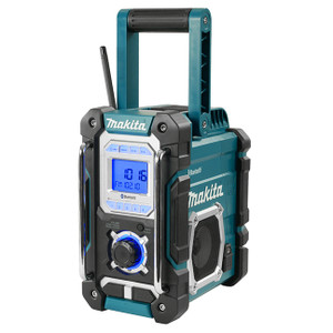 Cordless or Electric Jobsite Radio with Bluetooth