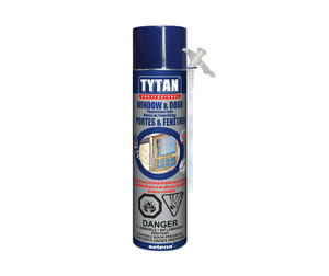 Window & Door Insulating Foam Sealant 17oz